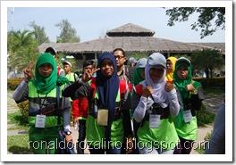 Wisata Edukasi ke Pantai Cermin di Kota Medan Sumatera Utara 14