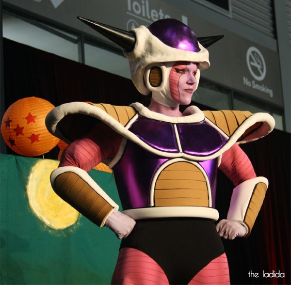 Supanova Sydney 2013 Madman National Cosplay Competition - Dragonball Z - Frieza (1)