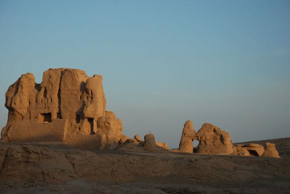 Turfan - Ruines de Jiaohe 25