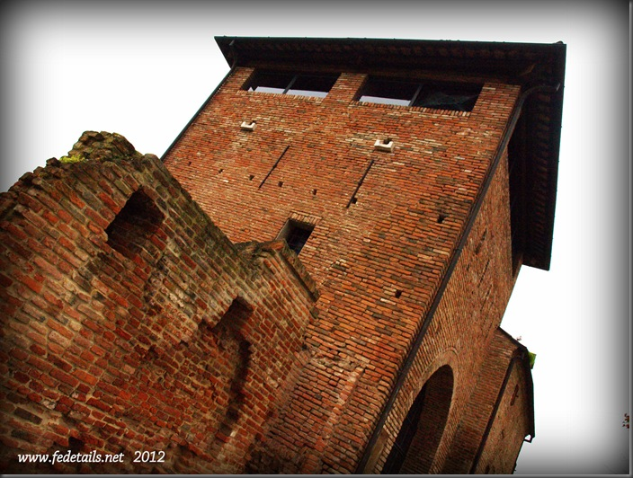 Porta degli Angeli ( foto 4 ), Ferrara, Emilia romagna, Italia - Gate of Angels ( photo 4 ), Ferrara, Emilia Romagna, Italy - Property and Copyrights of www.fedetails.net