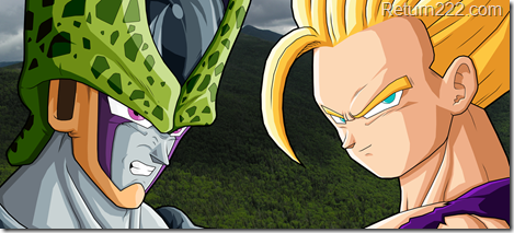 Gohan_SSJ2_vs_Perfect_Cell_by_drozdoo