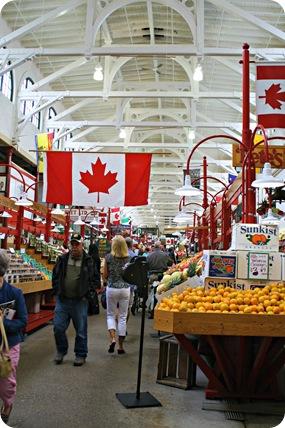 city market, St. John's Canada