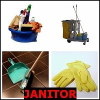 JANITOR- Whats The Word Answers