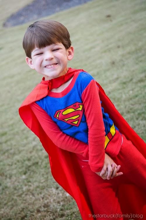 Superman and Batman Halloween blog-9