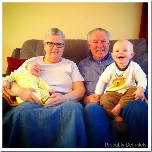 Everett, Reid & Great Grandparents