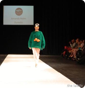 Amanda Myles - AGFW Fashion Show 2012 (1)