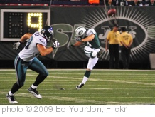 'Football: Jets-v-Eagles, Sep 2009 - 49' photo (c) 2009, Ed Yourdon - license: http://creativecommons.org/licenses/by-sa/2.0/