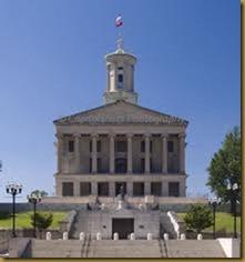 capitol building Nashville
