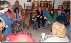 Se realizó la primera asamblea del Presupuesto Participativo 2013/2014 en Las Toninas