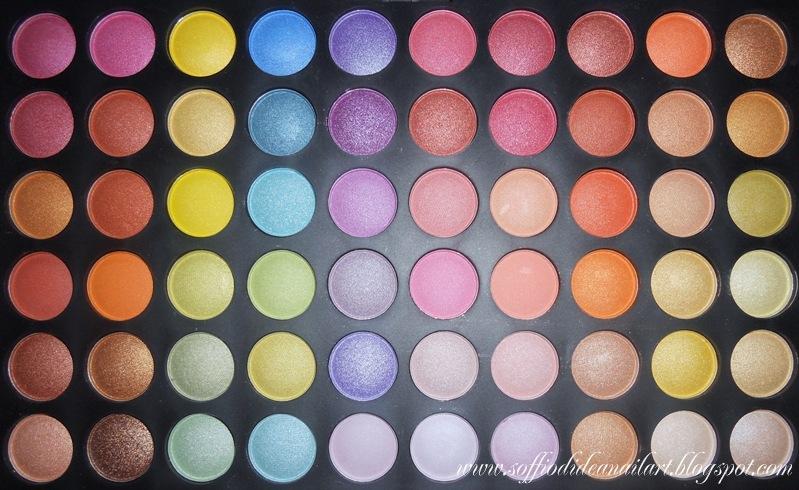 Palette 120 Colori Twist Calm and Passion - metà1