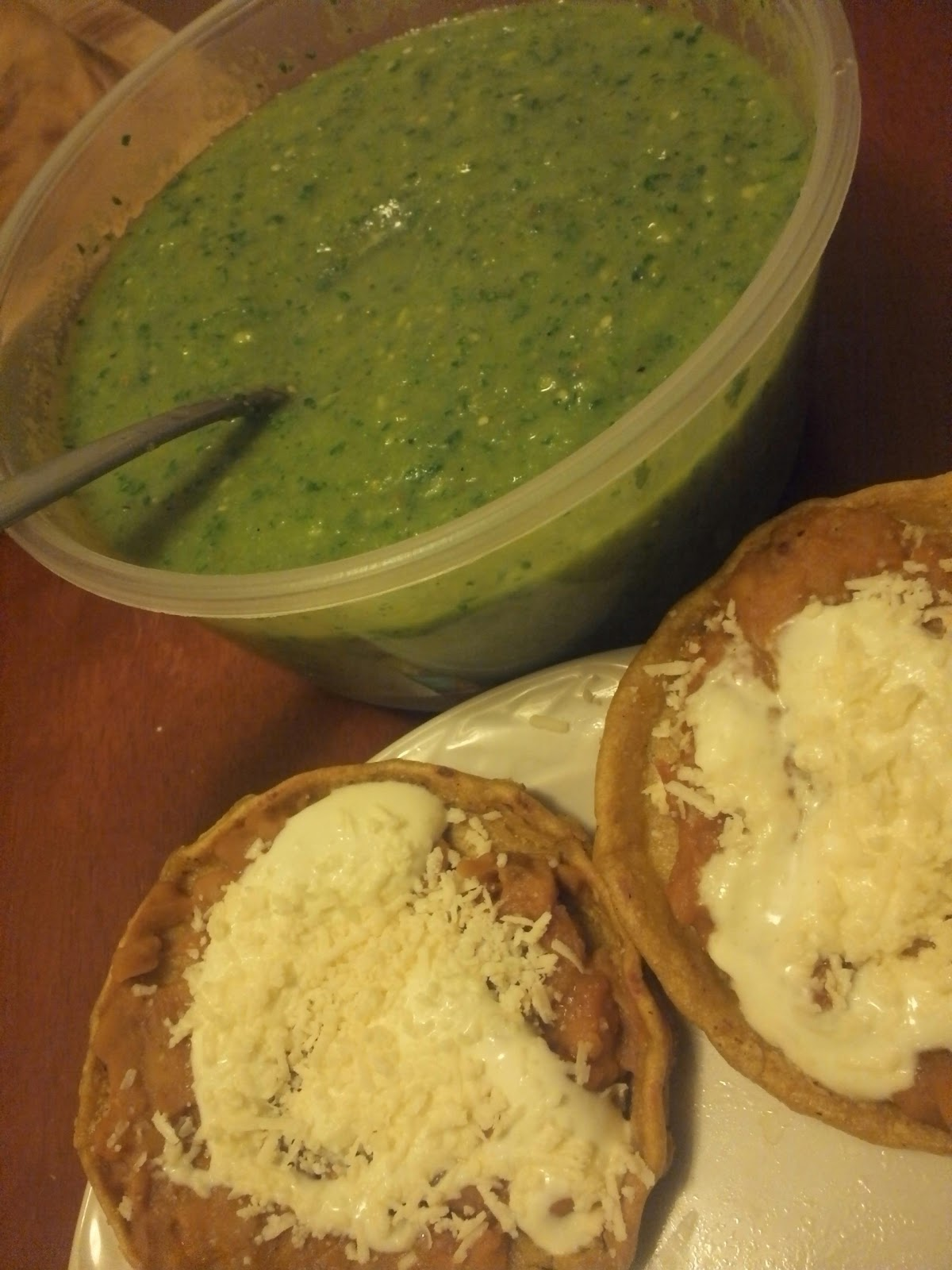 Grishka Guzmán & Algarabía Culinaria: Cocina Mexicana: Salsa verde ...
