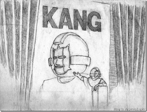 Kang, Autor: VALENTIN MASSARA