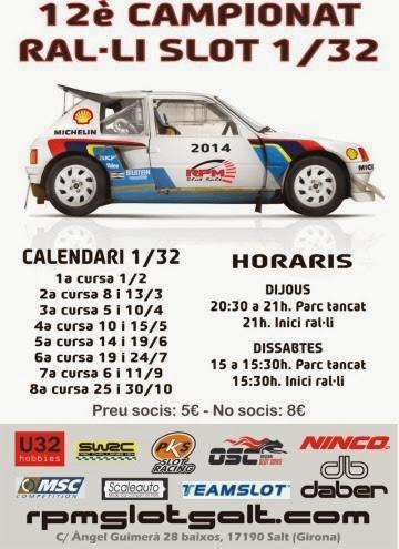 1-32 calendario 2014