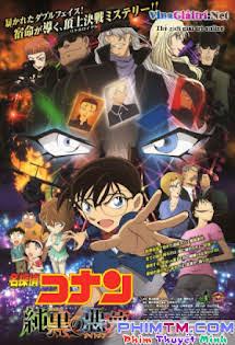 Thám Tử Conan Movie 20: Cơn Ác Mộng Đen Tối - Detective Conan Movie 20: The Darkest Nightmare Tập HD 1080p Full