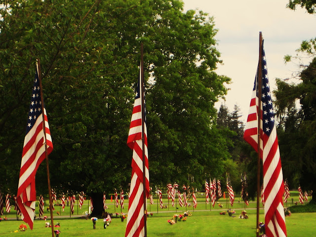 January/February 2012 - 1st Place/ Memorial Day, Green Acres, Ferndale, WA/ Credit: Brenda Rader