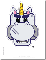 unicornio mascara ara imprimirv vamosdefiestas (4)