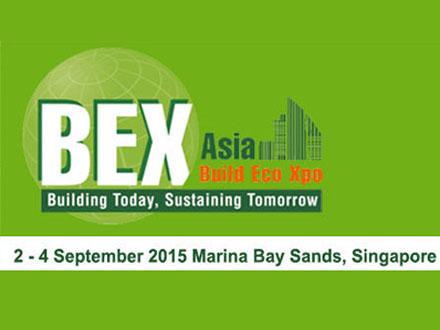 Hội chợ BEX ASIA 2015