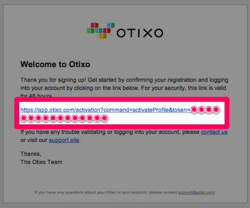 Confirm Your New Otixo Account  t fujimoto ack gmail com  Gmail