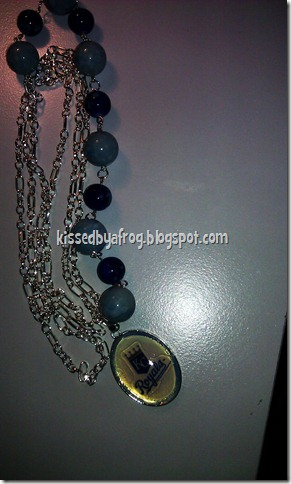 KC Royals Necklace