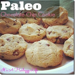 Paleo Chocolate Chip Cookies2