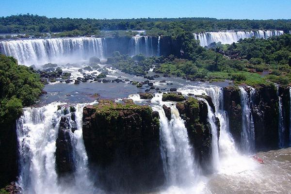 Iguazu Iguacu falls 5