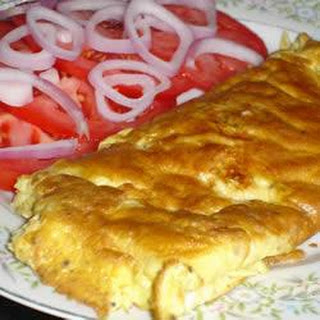 Feta Cheese Omelette Recipes