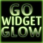 GOWidget Theme- Green Glow Ex icon