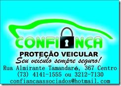 Logomarca Confianca - endereço