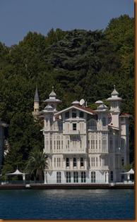 Istanbul, Bosphorous, summer house