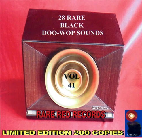 Rare Black Doo-Wop Sounds Vol. 41 - 29 - Front