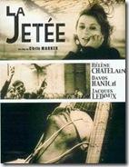 affiche La Jetée 1962
