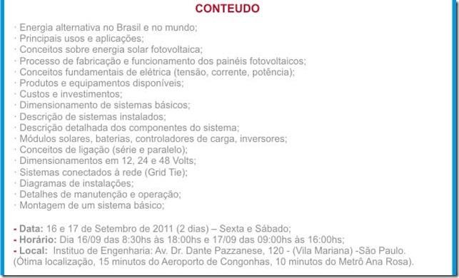 Solar Brasil Curso 03