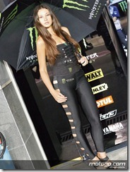 Paddock Girls Commercialbank Grand Prix of Qatar  08 April  2012 Losail Circuit  Qatar (3)