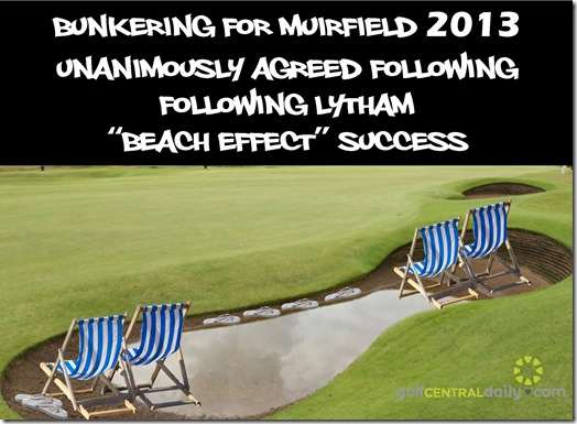beach effect bunker
