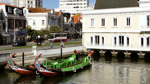 Antiga Capitania do Porto de Aveiro