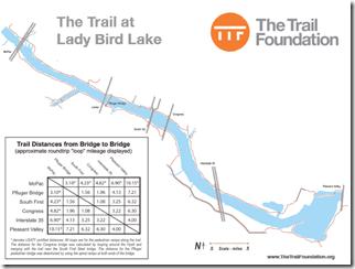 20 miles town lake map