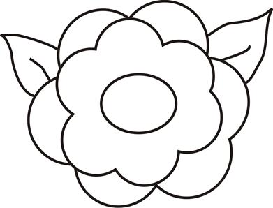 Riscos de flores para pintura em tecido