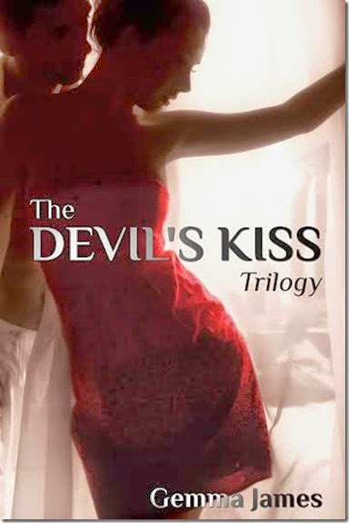 The Devil's Kiss Trilogy Cover
