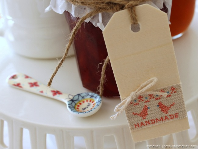 Embellished Wooden Tags via homework - carolynshomework (6)