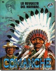 P00006 - Comanche  - La revuelta d