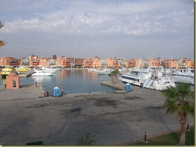 Hurghada Marina Restaurants
