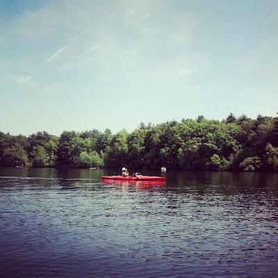 Kayakingのヨメはんと花子