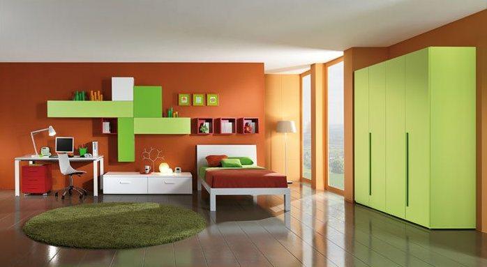 Signorini arredamenti arredamento camerette per bambini e for Camere x ragazzi offerte