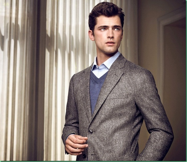 Sean O'Pry & Ollie Edwards for Sarar FW 2013 – Part I