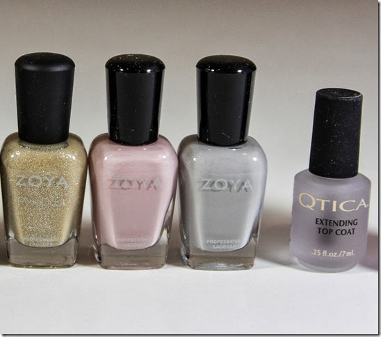 Zoya Polishes 2