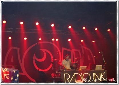 AQUA Live in Melbourne 15 March 2012
