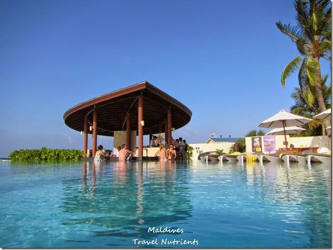 馬爾地夫 Centara渡假村 (1)