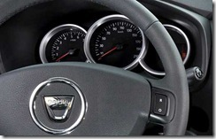Dacia Logan en Sandero II in detail 12