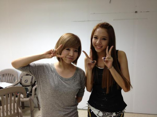 [PICTURE] SNSD Sunny with Rania