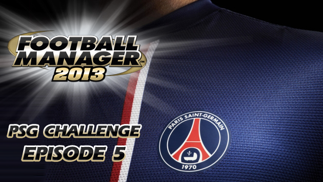 FM13 PSG Challenge Episode 5